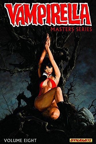 Vampirella Masters Series Volume 8: Mike Carey & More