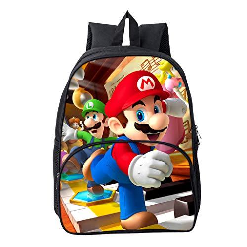 Rucksack für Kinder,Anime Cartoon Muster Grundschule Rucksack Mädchen Junge,Karikatur Drucken Schultasche Rucksäcke DaypacksTasche Große Kapazität Backpack Sale (10) ()
