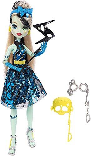 Mattel Monster High DNX34 -WADMH Foto-Monsterfreundin Frankie, (Draculaura Monster Make High Up)