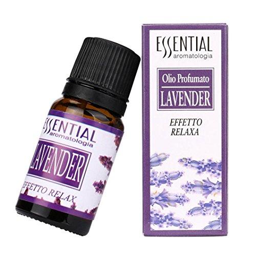 Ätherische Öle Set,style_dress 10 ml 100% Anjou Aromatherapie Duftöl reine & natürliche ätherische Öle Aromatherapie Duft Hautpflege A (Lavendel)
