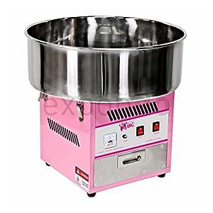 Royal Catering - RCZK-1200-W - Máquina de algodón de azúcar - 1200 W - Envío Gratuito de Royal Catering