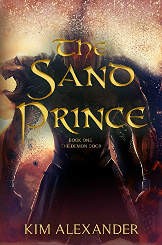 Book cover image for The Sand Prince (The Demon Door Book 1)