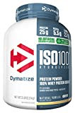 Dymatize Nutrition ISO 100 Whey Protein Powder Isolate - 2.3 kg (Natural Vanilla)