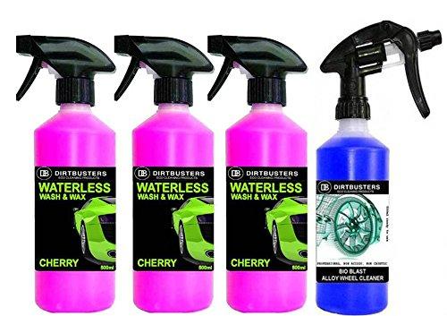 dirtbusters-producto-para-lavado-y-encerado-de-coches-sin-agua-limpiador-de-llantas-de-aleacin-y-dos