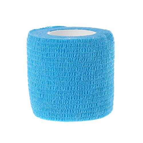 Yiwann Kinesiologie-Tape, elastische Bandage Tape für Übungen, 1 Rolle selbstklebendes Sport-Tape für Sport und Verletzungserholung 1