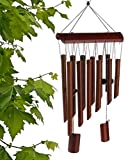 PARADIGM PICTURES Bamboo Windchime for Home Positivity and Peace (Water Drop Sound)