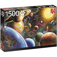 Jumbo - Planetas en el espacio, puzzle de 1500 piezas (618586)