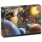 Jumbo - 618586 - Puzzle - Planète Dans L'espace - 1500 Pièces