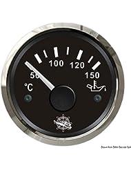 Jauge du niveau de l'huile 50/150° noir/polie