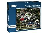 Europapark Rust - Puzzle 1000 Teile mit Bild von oben