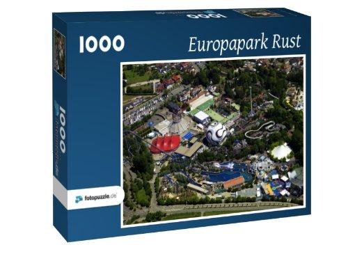 Preisvergleich Produktbild Europapark Rust - Puzzle 1000 Teile mit Bild von oben