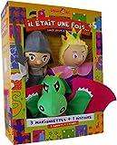 Sycomore MAST303 - Marionnettes à Main - Trio Princesse,...