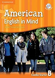 American English in Mind Starter Combo B with DVD-ROM by Herbert Puchta (2010-12-06)