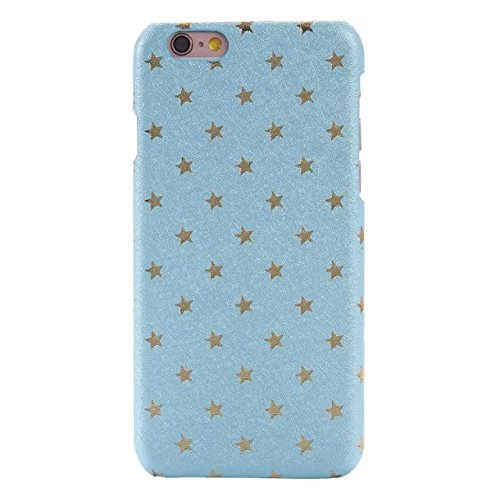 iPhone Case Cover Housse de protection pour iPhone 6 / 6S, couverture de couleur unie avec étui rigide en plastique pour iPhone 6 / 6S ( Color : G , Size : IPHONE 6/6S ) D
