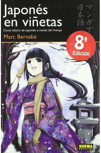 Japonés En Viñetas, Edición 8