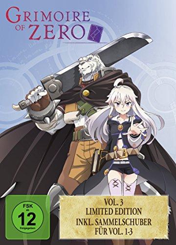 Vol. 3 (Limited Edition mit Sammelschuber)