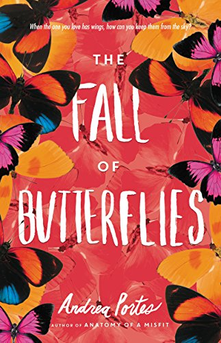 Butterfly Kindle Fall (The Fall of Butterflies)
