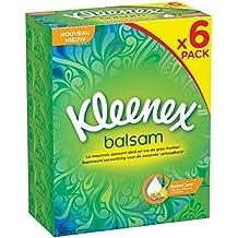 Kleenex- Pañuelos de bálsamo - 80 pañuelos - Juego de ...