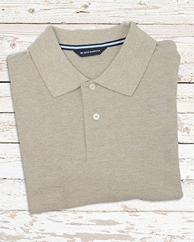 Marks and Spencer Herren Poloshirt * Beige