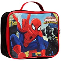 Marvel Ultimate Spider-Man web-warrior – Borsa termica Lunch Box