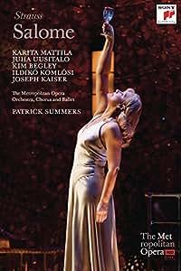 Strauss: Salome (Metropolitan Opera) [DVD] [2011]