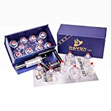 Best Cuppings - Hansol Professional Cupping Therapy Equipment Set with pumping Review