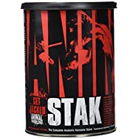 Universal Nutrition Animal Stack Test Booster, Pack of 21