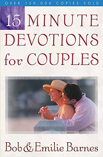 15-Minute Devotions for Couples (Barnes, Emilie) (English Edition)