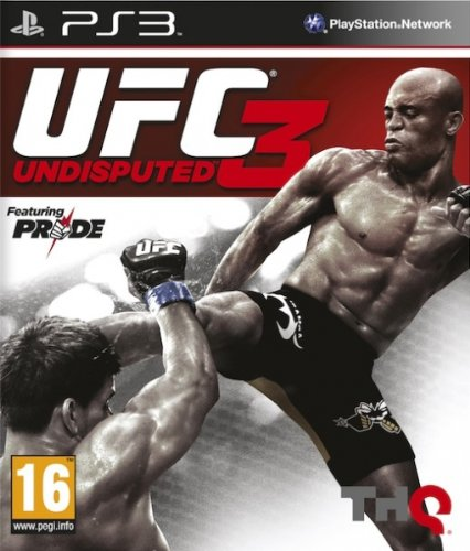 THQ UFC Undisputed 3, PS3 - Juego (PS3)