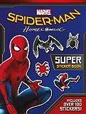 Spider-Man: Homecoming Movie Sticker Book