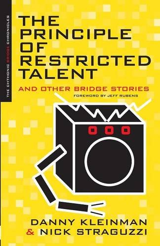 The Principle Of Restricted Talent And Other Stories