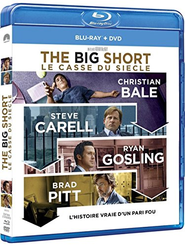 The Big Short : le casse du siècle [Combo Blu-ray + DVD]