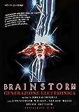 Locandina Brainstorm - Generazione Elettronica (Restaurato In Hd)