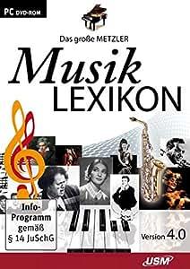 Metzler Musiklexikon 4.0