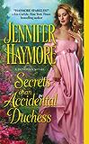 Secrets of an Accidental Duchess (A Donovan Novel Book 4)