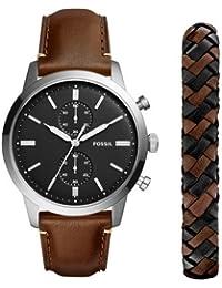 Fossil Herren-Armbanduhr FS5394SET