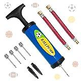 Best Ball Pumps - Lifebee Inflator Ball Pump, Needles Valve Adapter Set Review