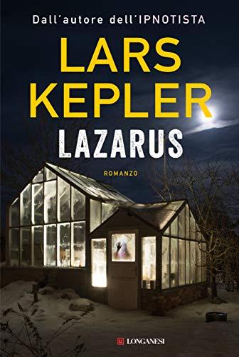 Lazarus (La Gaja scienza) por Lars Kepler