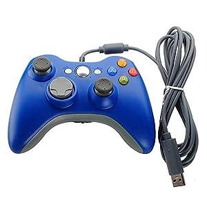 STOGA Xbox 360 Controller, Kabelgebundene USB Gamepad Controller 00
