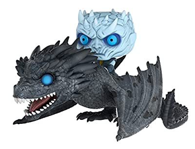 FunKo 28671 POP Rides: Game of Thrones - Night King on Dragon zzCOULD NOT FIND Collectible Figure