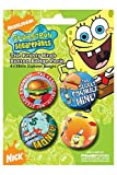 Spongebob Schwammkopf – Krusty Krab – Badge Pack