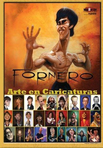 Descargar Libro Fornero - Arte en Caricaturas (Espanol): BookPushers - Spanish Edition de Mad Artist Publishing