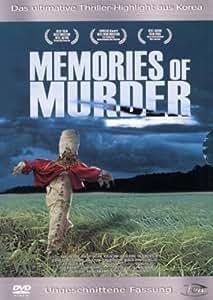 Memories of Murder (ungeschnittene Fassung)