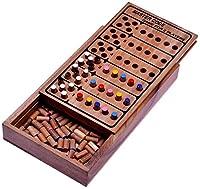 Code Finder - Master Code - Superhirn - Strategiespiel - Denkspiel - Knobelspiel - Brettspiel aus Holz