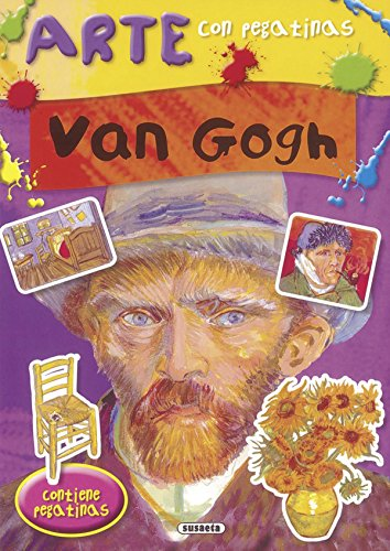 Van Gogh (Arte con pegatinas) por José Morán