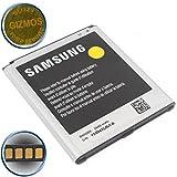 Glitzy Gizmos - Batteria originale Samsung B600BE NFC Technology (4pin dorati/terminali) 2600mAh 3.8V Li-ion 9.88Wh per Samsung Galaxy S4IV I9500/I9505/I9506/i9505LTE (nessuna confezione per vendita al dettaglio)