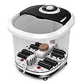 DMMSS Automatische elektrische Heizung Massage Fußmaschine Hause Thermostat Fußbad Töpfe waschen Füße Gerät
