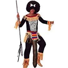 Disfraz Despedidas de Soltero de Zulu Mandinga