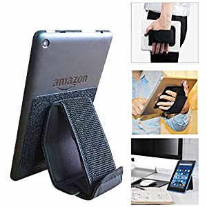"Supporto Kindle e-reader, Cinturino Sicurezza Mano per Nuovo e-reader Kindle Oasis 7"" / E-reader Kindle Voyage, 6 pollici / E-reader Kindle Paperwhite, schermo da 6"" / E-reader Kindle 6"" (15,2 cm)"