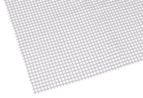 GAH-Alberts 140564 Anti-Rutsch-Teppichunterlage - PVC, weiß, 1120 x 800 mm